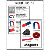 Magnet Activities Nonfiction Unit