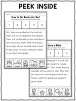 Interactive Reading Comprehension 1