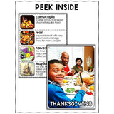 Thanksgiving Activities Nonfiction Unit