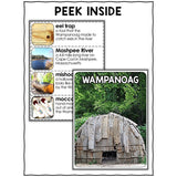 Wampanoag Activities Nonfiction Unit