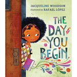 The Day You Begin (Ages:5-8)