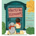 Strictly No Elephants (Ages:4-8)