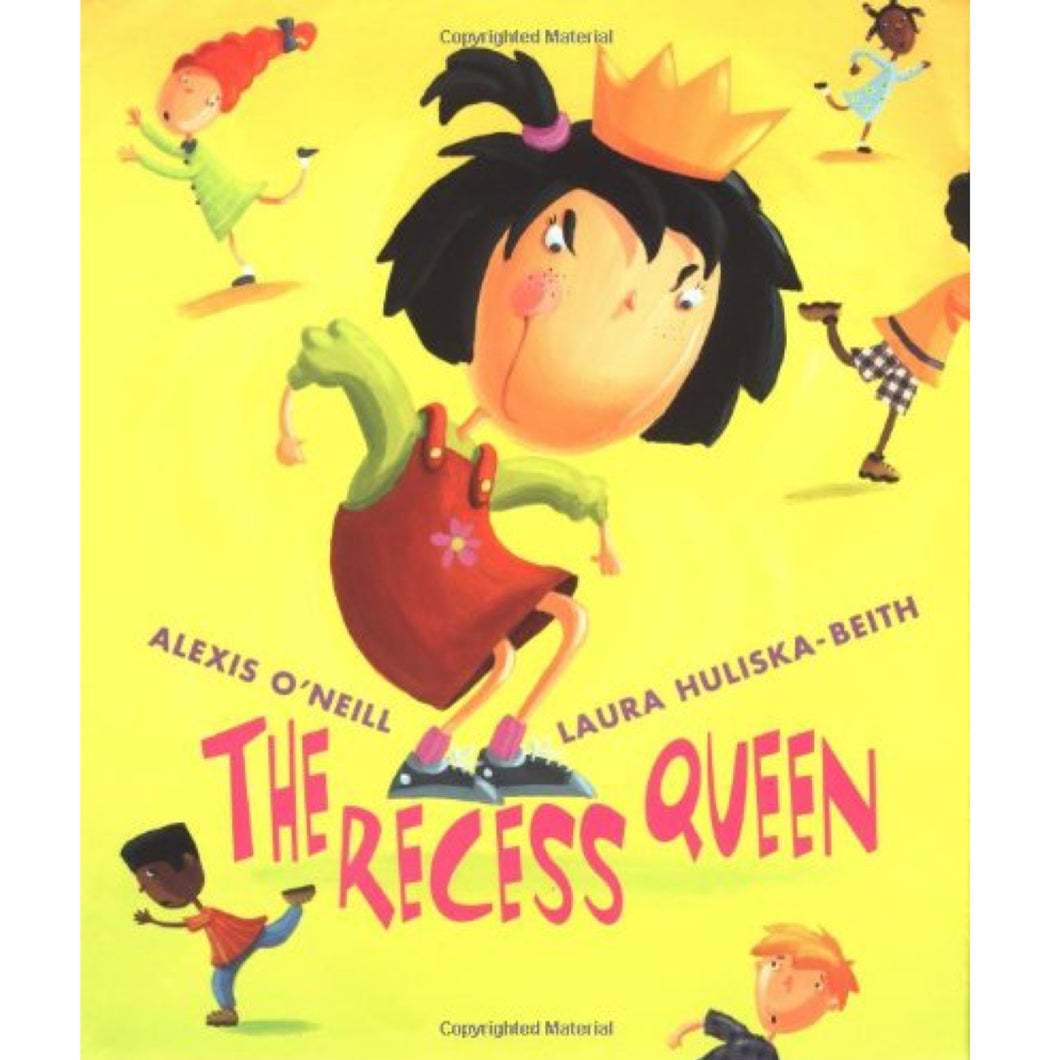 The Recess Queen (Ages:4-8)