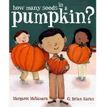 How Many Seeds in a Pumpkin? (Ages:3-7)