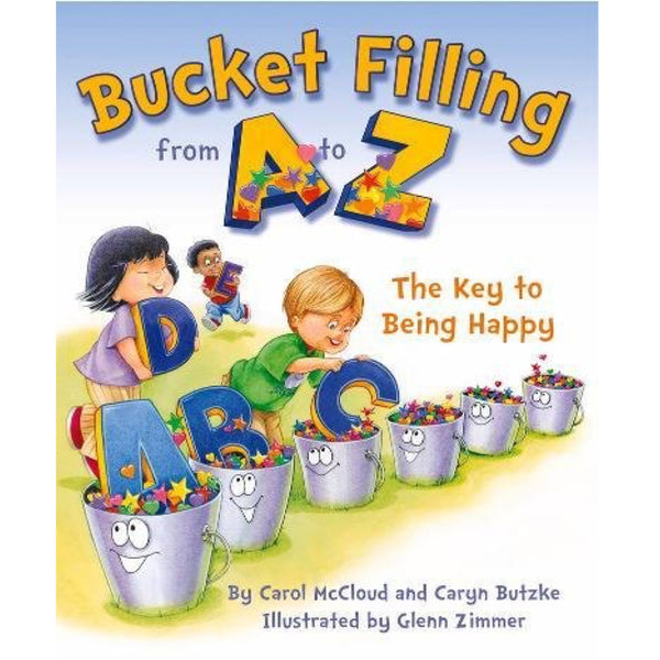 Bucket Filling from A to Z (Ages:4-9)