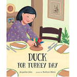 Duck for Turkey Day (Ages:4-8)
