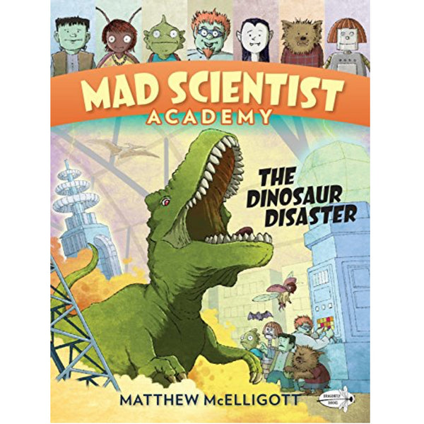 Mad Scientist Academy (Ages:5-8)