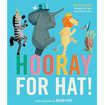 Hooray for Hat! (Ages:4-7)