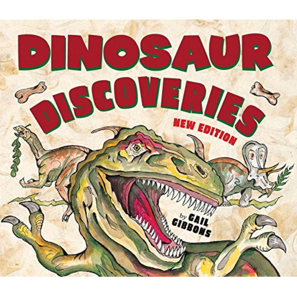 Dinosaur Discoveries (Ages:6-9)