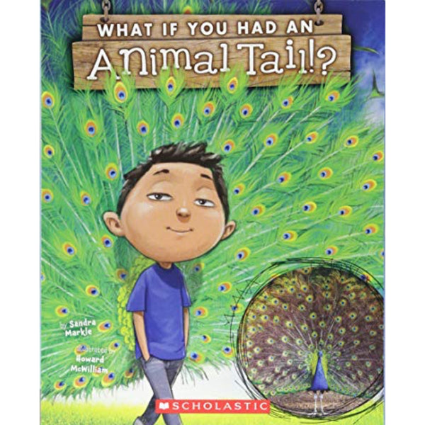 What If You Had An Animal Tail? (Ages:4-8)