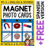 Magnet Pocket Chart Center