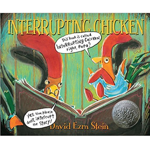 Interrupting Chicken (Ages:4-8)