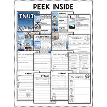 Load image into Gallery viewer, Inuit Activities Nonfiction Unit