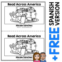 Read Across America Book Activity