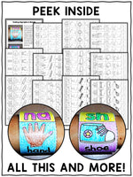 Blend and Digraph Activity Bracelets