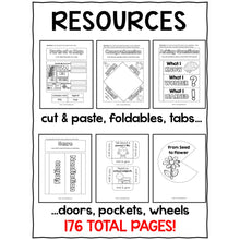Load image into Gallery viewer, Nonfiction Literacy Interactive Notebook Activities