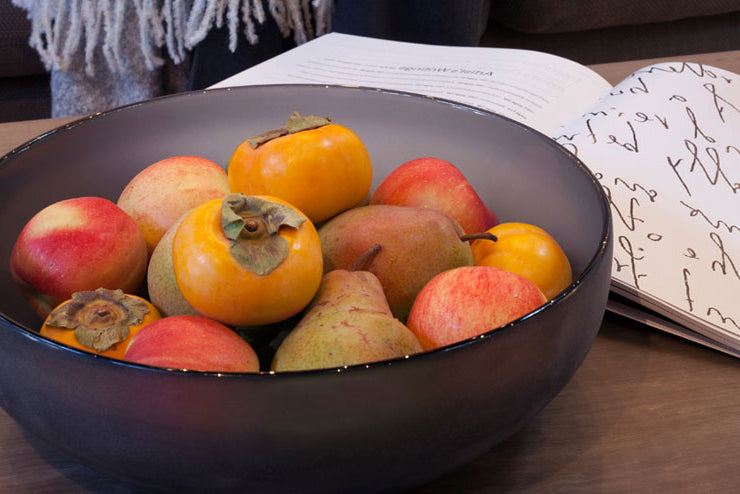 fall fruits in Penombre bowl