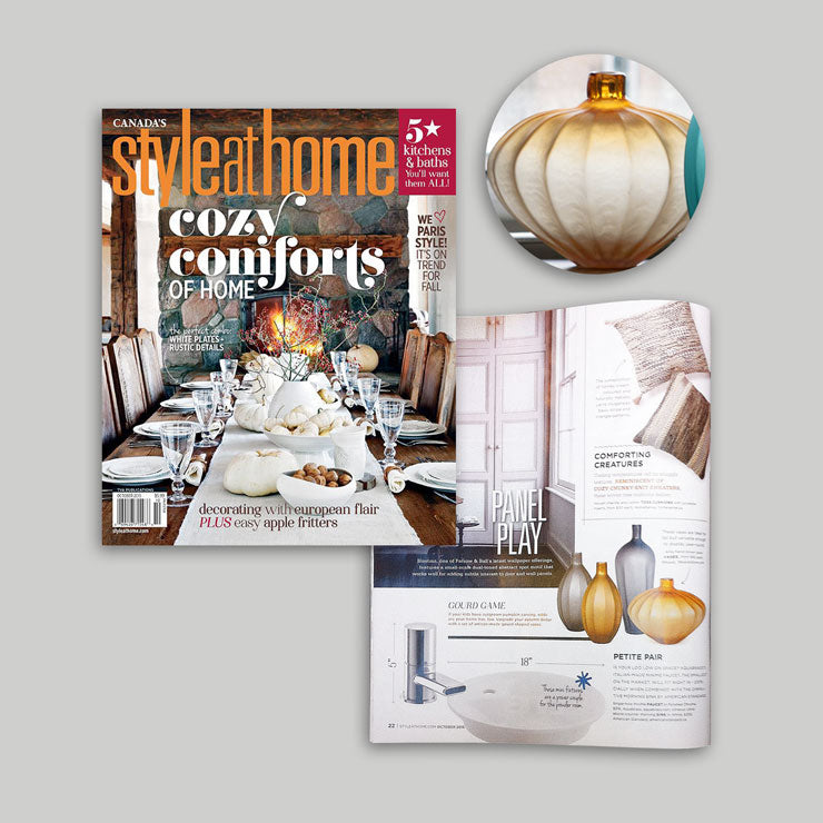 Style at Home Magazine - Oct 2015