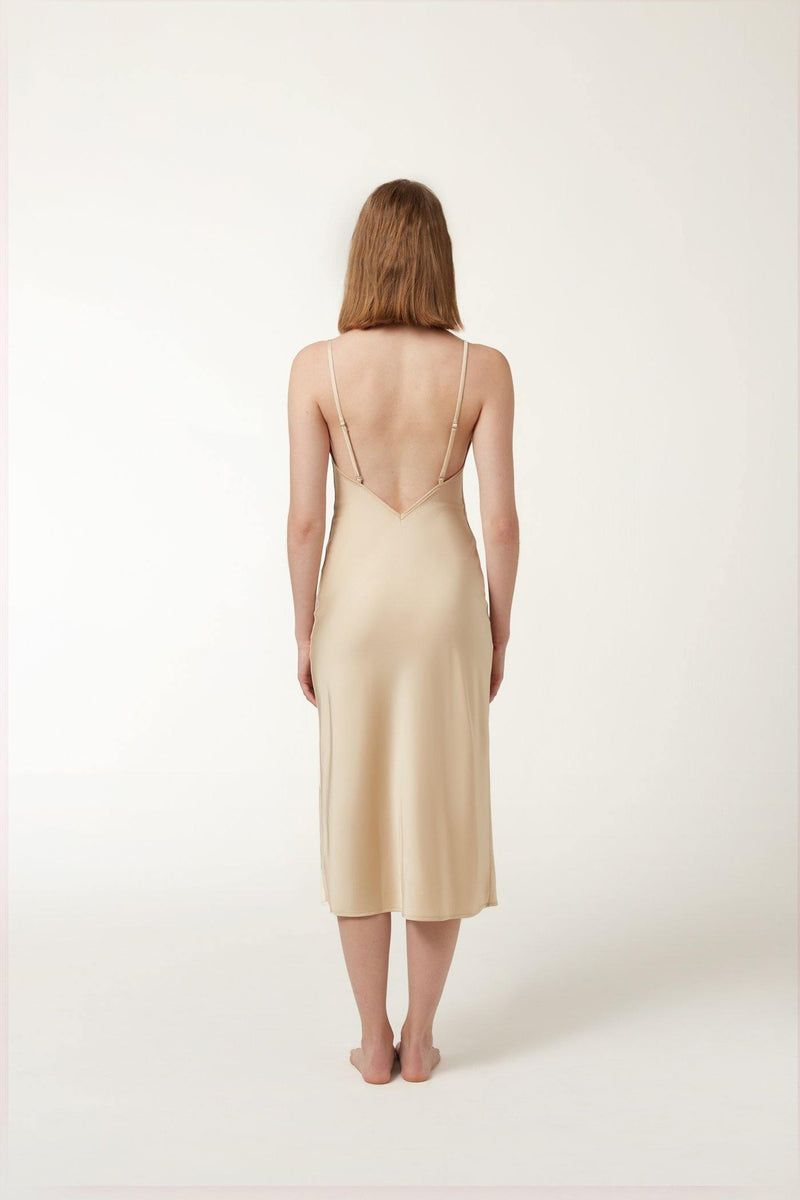 PAIGE Dress - Vanilla