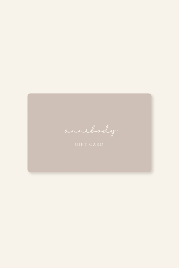 ANNIBODY Gift Card