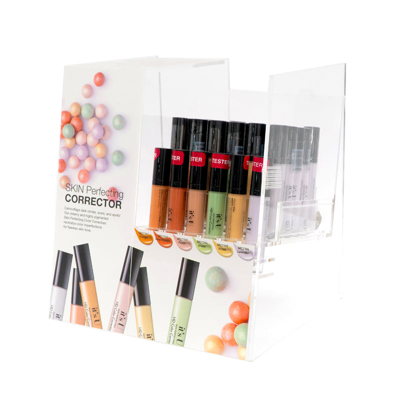 Sistar Color Corrector Acrylic Display