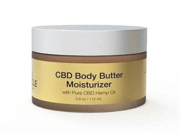 CBD Ultra Moisturizing Body Butter (20mg)