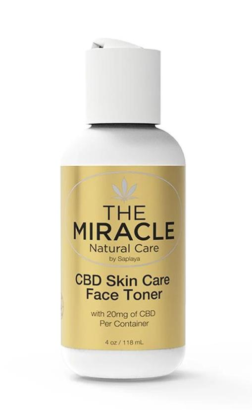 CBD Skin Care Facial Toner (20mg)