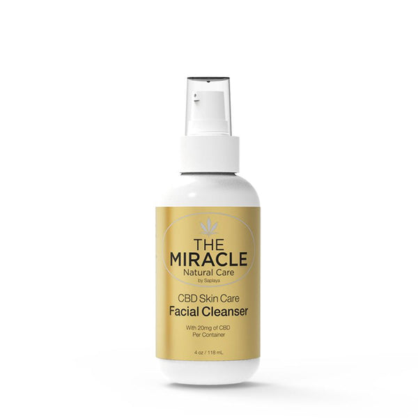 CBD Skin Care Facial Cleanser (20mg)