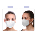 95% Filtration Premium Multi-Layered Protective Disposable Face Mask