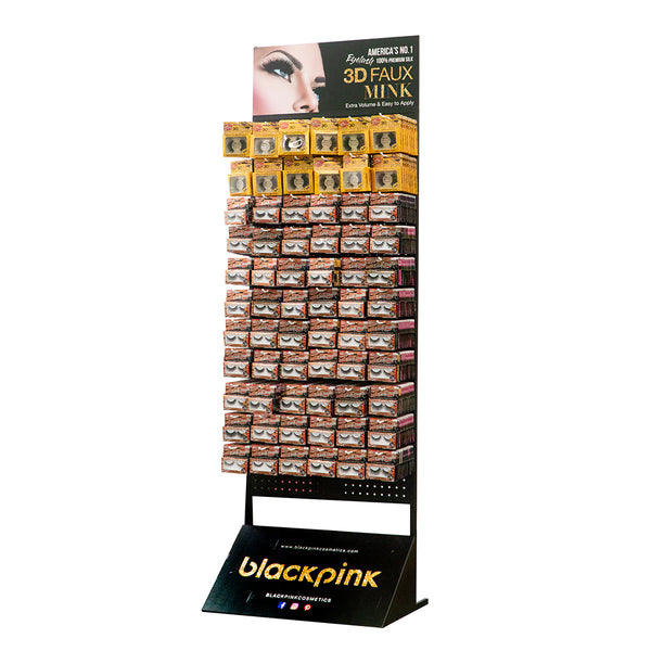 Blackpink Lashbomb Floor Display