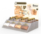 I Bake You Happy Loose Powder | Paper Counter Display