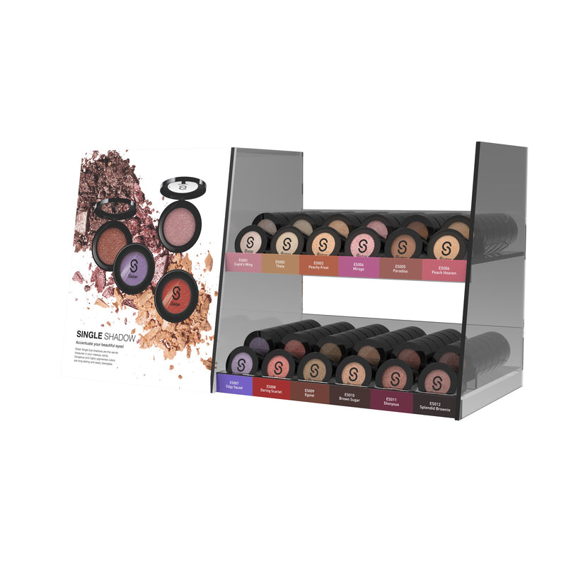 Single Eyeshadow | Acrylic Display