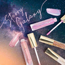 Sistar Starry Galaxy Metallic Lip Gloss with Paper Counter Display