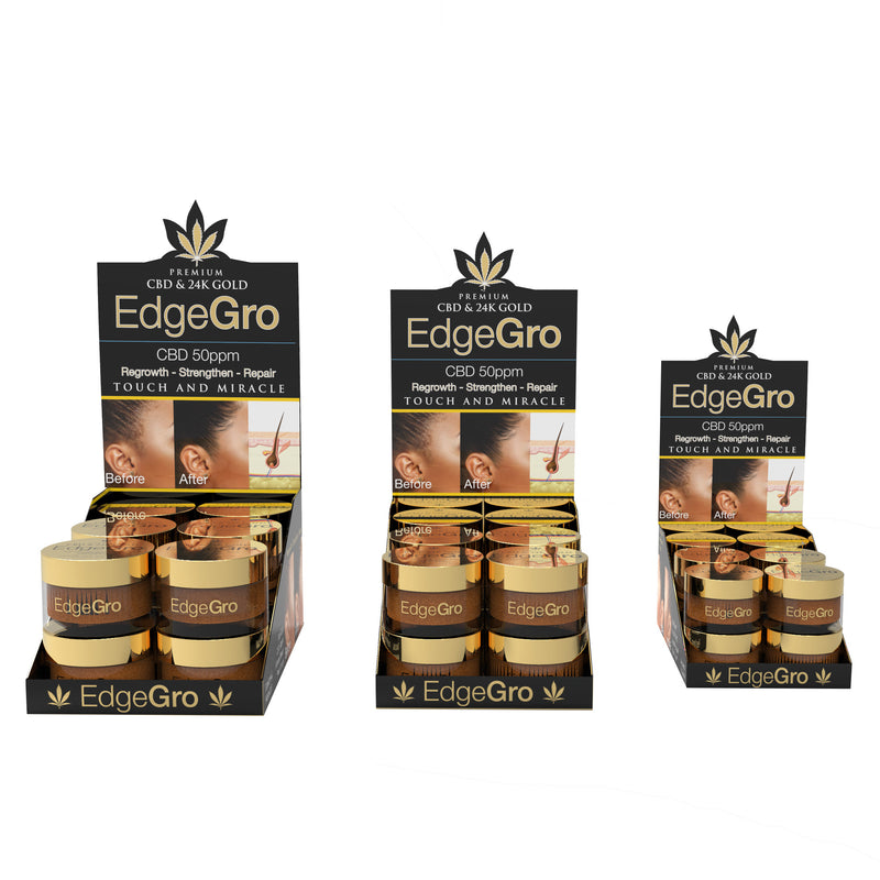 CBD & 24K Gold EdgeGro | Original [45g / 0.58oz.]
