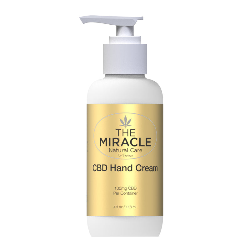 NEW] CBD [100mg] Hand Cream_ 4oz / 118ml