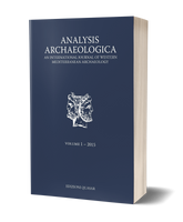Analysis Archaeologica, volume 1, 2015