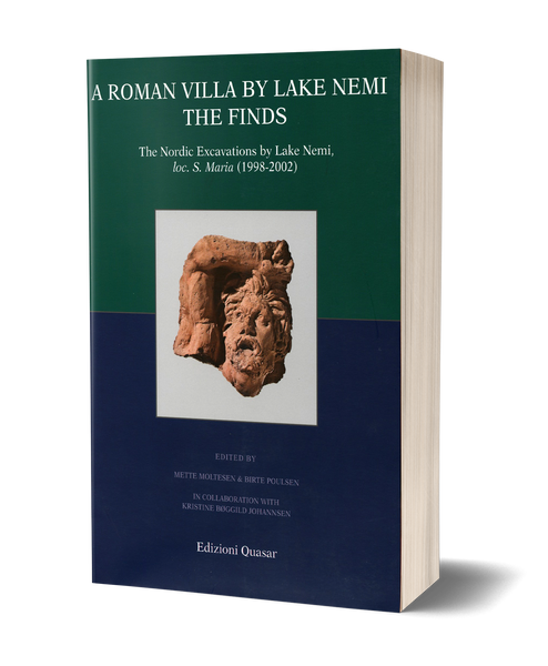 A roman villa by Lake Nemi. The finds. The Nordic Excavations by Lake Nemi, loc. S. Maria (1998-2002)