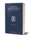 Analysis Archaeologica, volume 3, 2017
