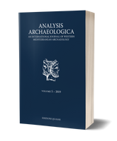 Analysis Archaeologica, volume 5, 2019
