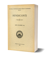 Rendiconti, Vol. XVI. Anno Accademico 1940