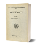 Rendiconti, Vol. L. Anno Accademico 1977-1978