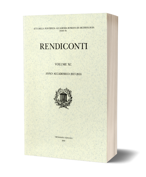 Rendiconti, Vol. XC. Anno Accademico 2017-2018