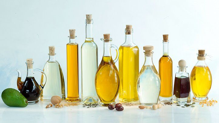 Which oil is best to cook with? Coconut oil vs olive oil vs vegetable oils