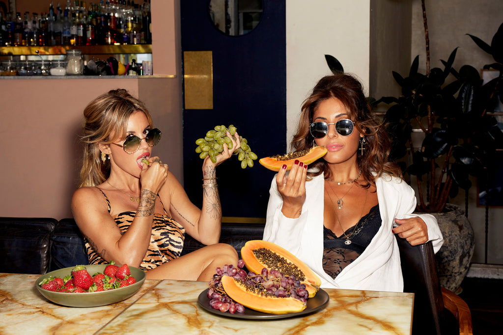Food Influencers Taline Gabriel and Stefanie Neal share their (super) healthy lifestyle