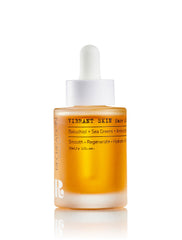 VIBRANT SKIN face oil with Bakuchiol, Sea Greens and Antioxidants