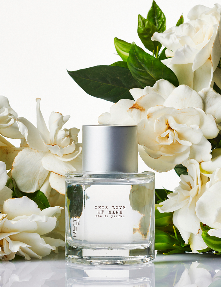 THIS LOVE OF MINE Gardenia/Jasmine eau de parfum