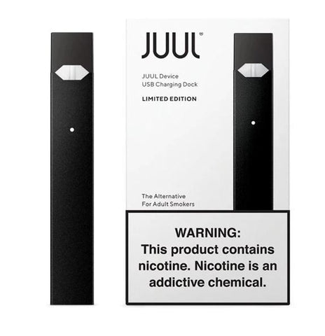 Juul Device Onyx – Limited Edition