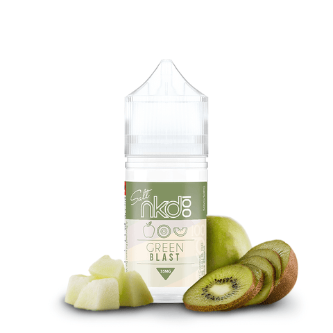 Green Blast NAKED™ Nic Salt - 30ml