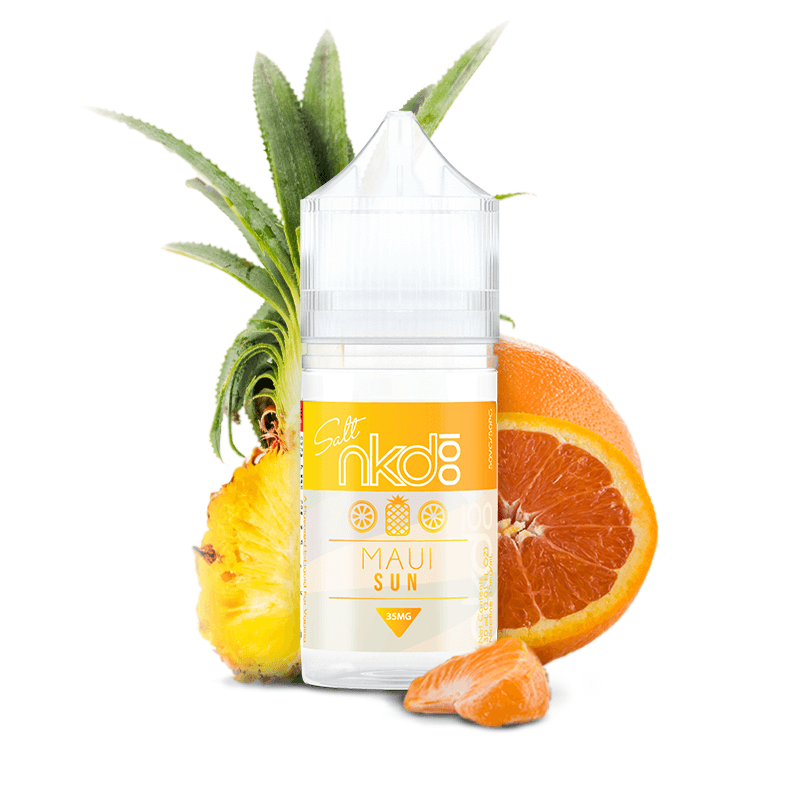 Maui Sun NAKED™ Nic Salt - 30ml