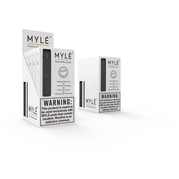Mylé Device Midnight Black